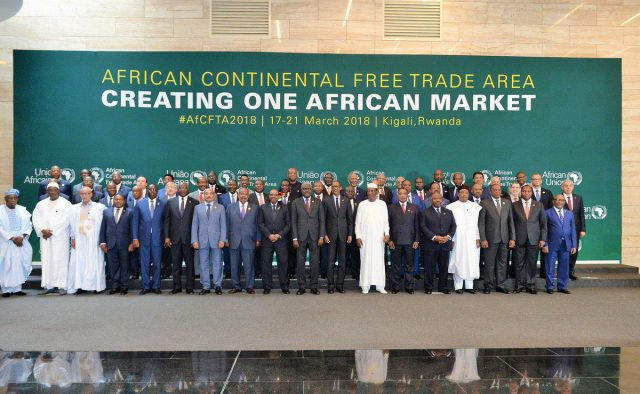 Africa Union gets grant from ADB