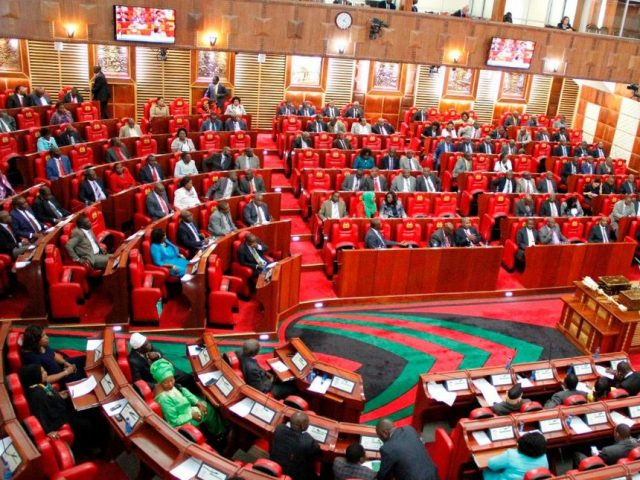CSs to be picked From MPs