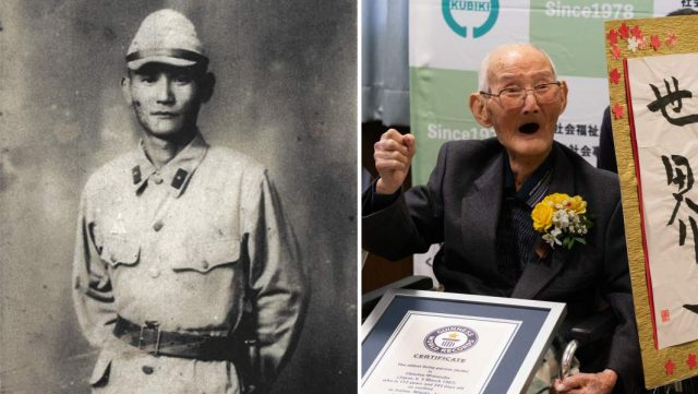 World Oldest Living Man Secret